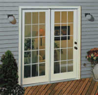 In Addition To Standard Sliding Patio Doors We Offer Elegant Double Doors  In Traditional Side Hinged French Or Center Hinged Door Styles.